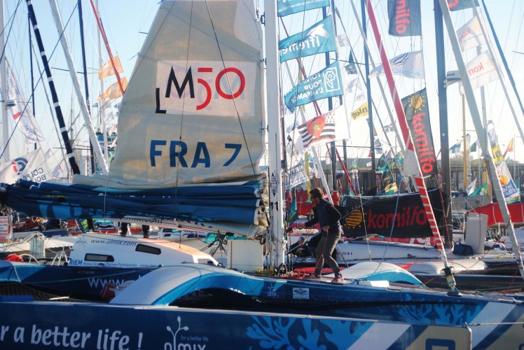 Route du Rhum 2014 Saint Malo 5