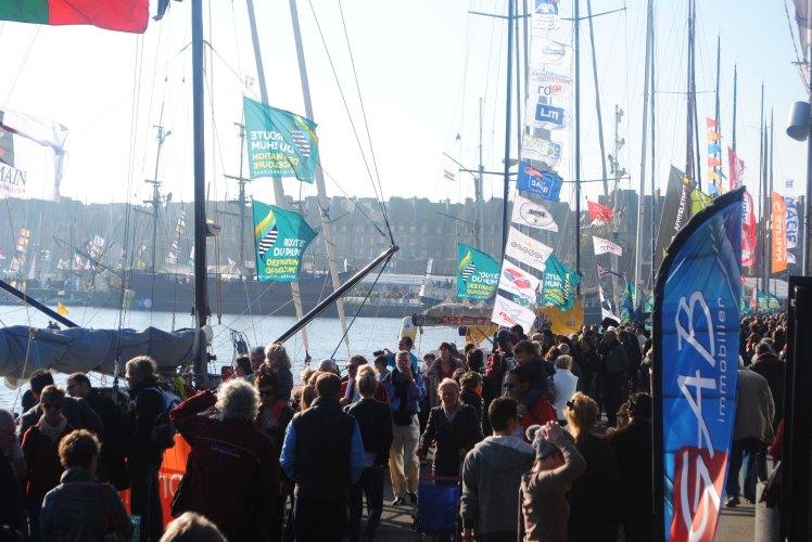 Route du Rhum 2014 Saint Malo 7  (1)