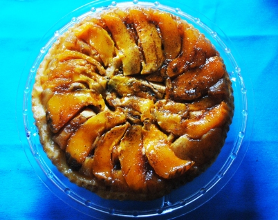 Tatin mangue gingembre