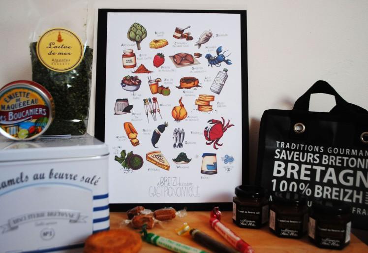 ABreizhCEDAIRE Gastronomique © 2015 Blog MaDe en couleur