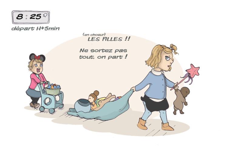 ROUTINE dessin 7