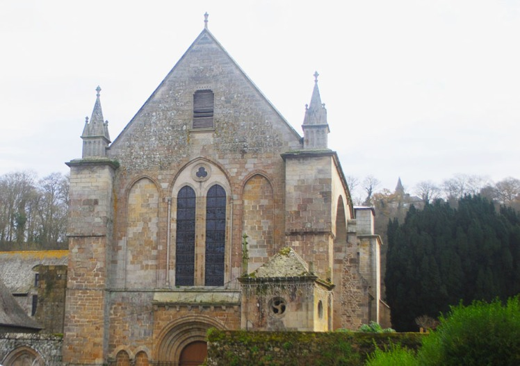 LEHON abbaye 22- Made en couleur, le blog - ©2015