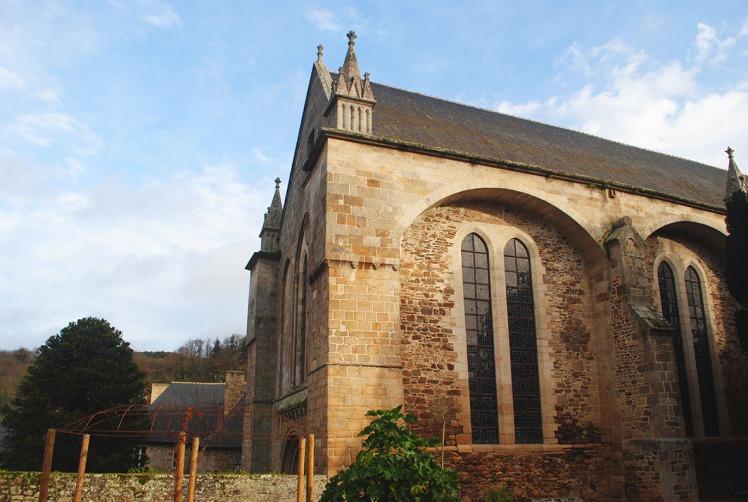 LEHON abbaye 23- Made en couleur, le blog - ©2015
