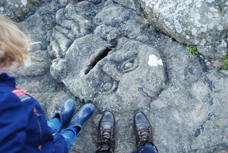 Les rochers sculptés Saint-malo 10 MaDe en couleur le blog, ©2016