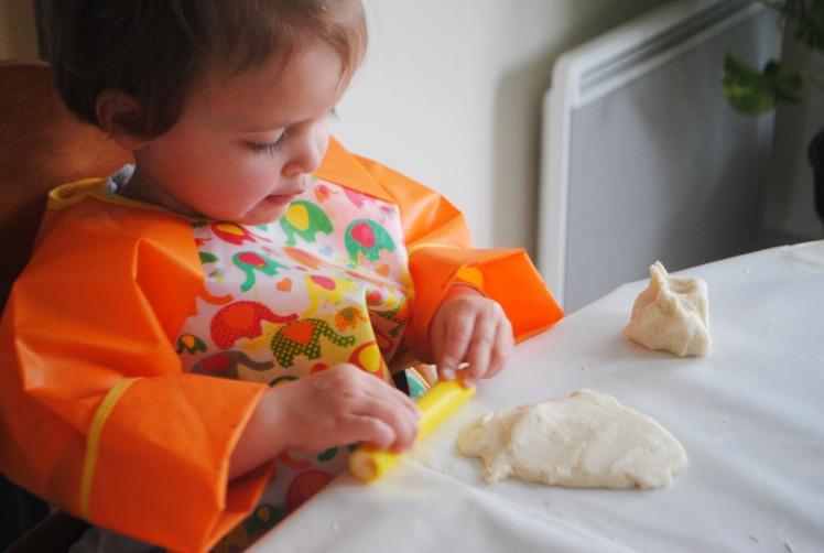 coquetier lapin - pâte à sel 11 MaDe en couleur le blog - copyright 2016
