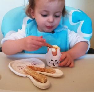 coquetier lapin - pâte à sel 16 MaDe en couleur le blog - copyright 2016