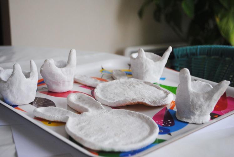 coquetier lapin - pâte à sel 6 MaDe en couleur le blog - copyright 2016