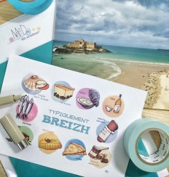TYPIQUEMENT BREIZH - Collection BREIZH by MaDE ©2016