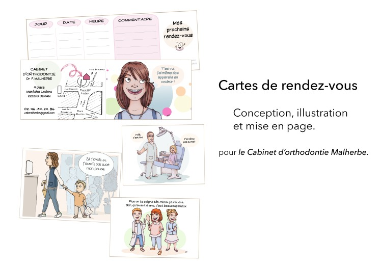 portfolio-cartes-de-rendez-vous-cabinet-medical-made-en-couleur-illustrateur-freelance
